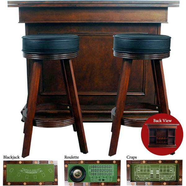 AFD Home Maverick Game Table Bar Set (Kit) 11012138