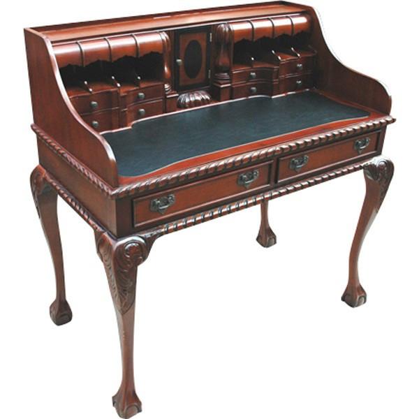 AFD Home Chippendale Escritoire Desk 11099835