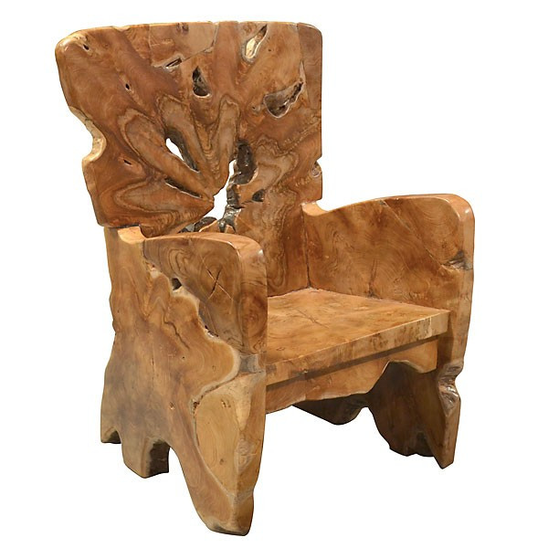AFD Home Teak Single Chair 11122943