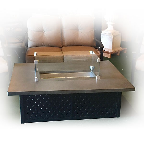 AFD Home Miramar Gas & Glass Table 11284977