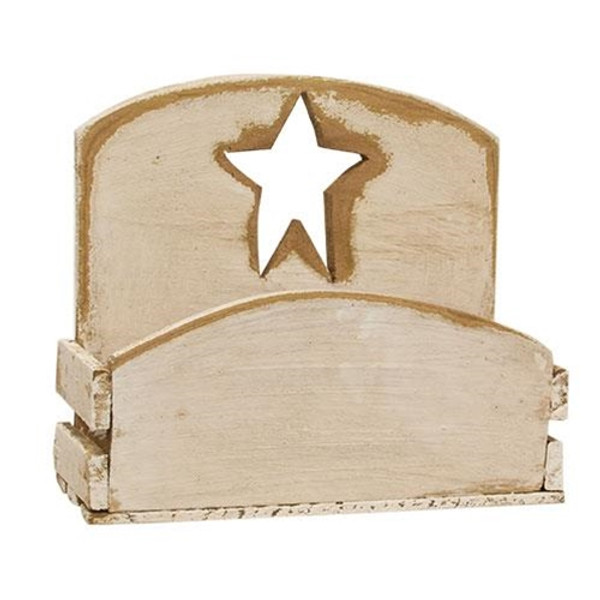 Hanging Star Cutout Flower Box G21122 By CWI Gifts