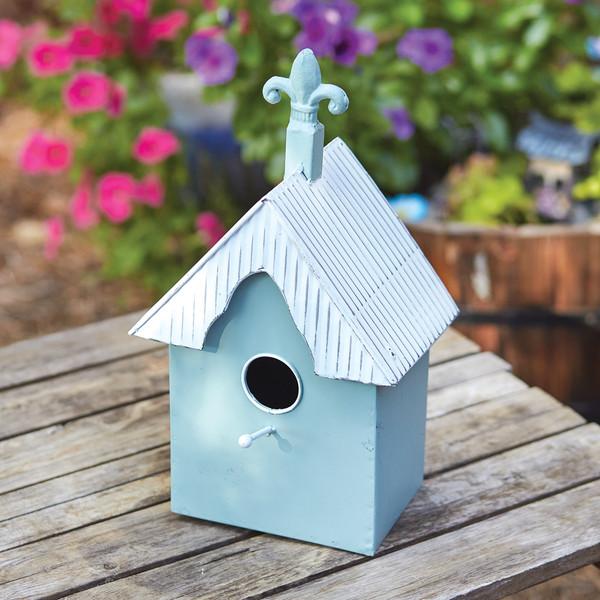 CTW Home Fleur De Lis Birdhouse 770489