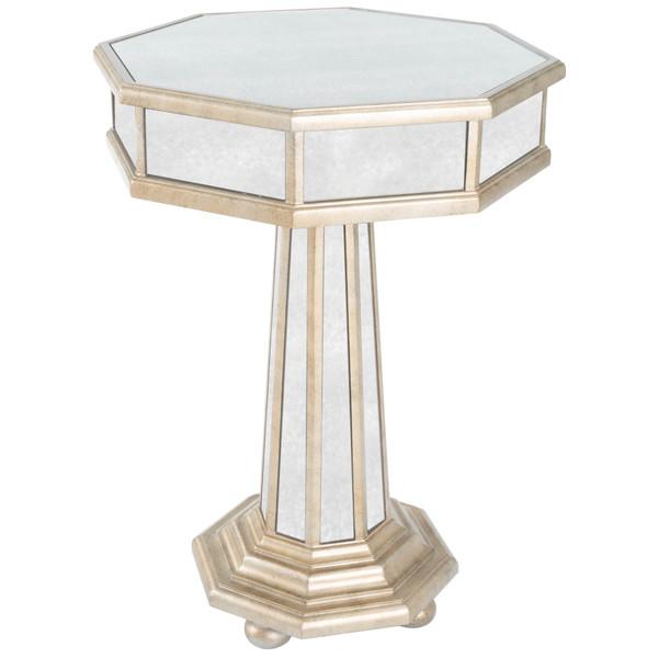 Butler Elena Mirrored End Table 1137146