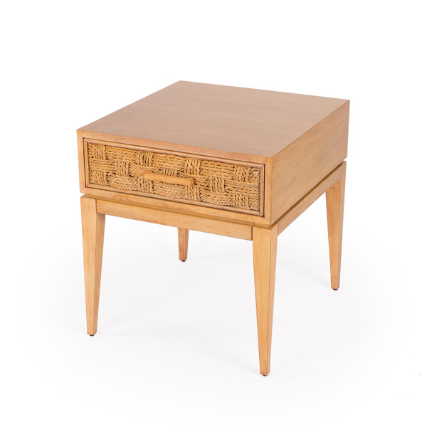 Butler Faddei Light Wood End Table 5476416