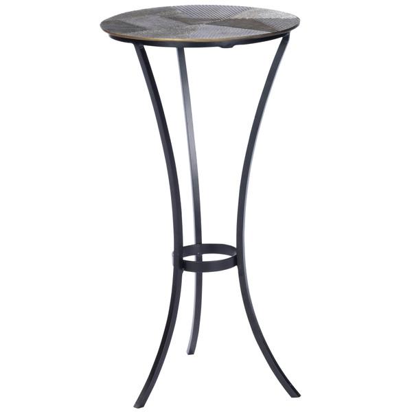 Butler Gaston Round Metal End Table 5477025