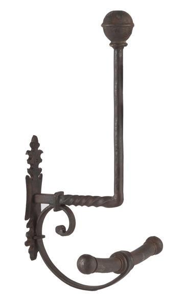 Aidan Gray Rust Iron Coat Hook D269 ( Pack of 6 )