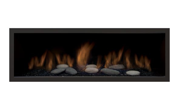 """STANFORD-55G-NG-DELUXE 55"""" Natural Gas Direct Vent Linear"""