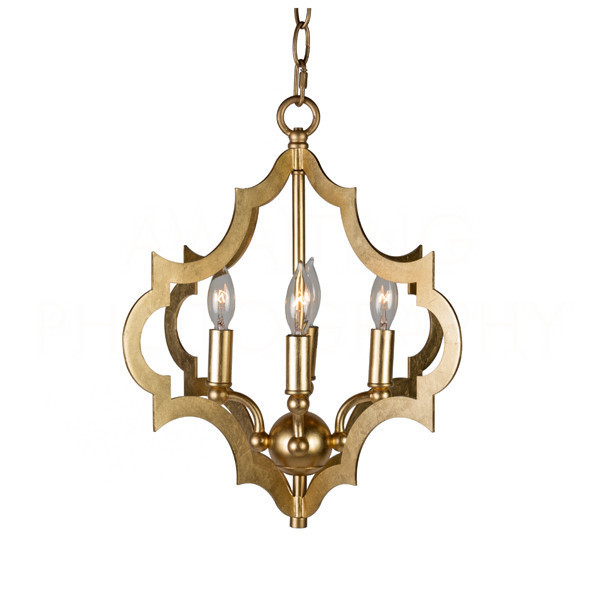 Tetrad Small Chandelier L924S Chan By Aidan Gray