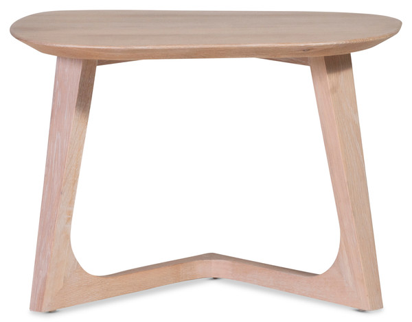 Moes Home Best Life End Table Sand END-BC-003-005