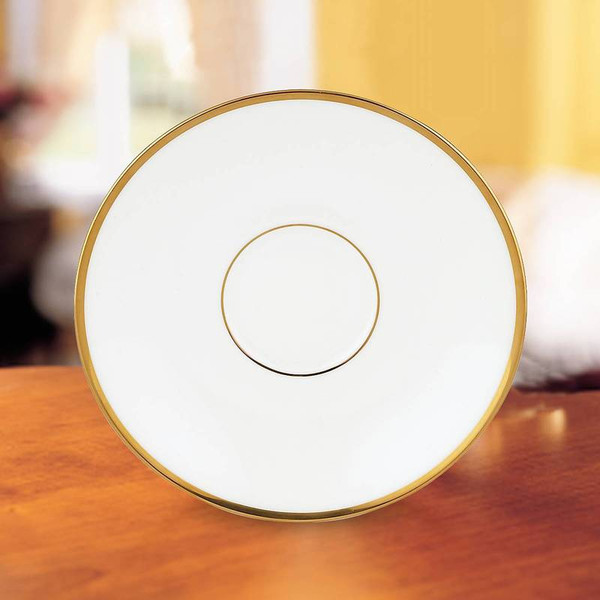 6145957 Continental Dining Gold Saucer