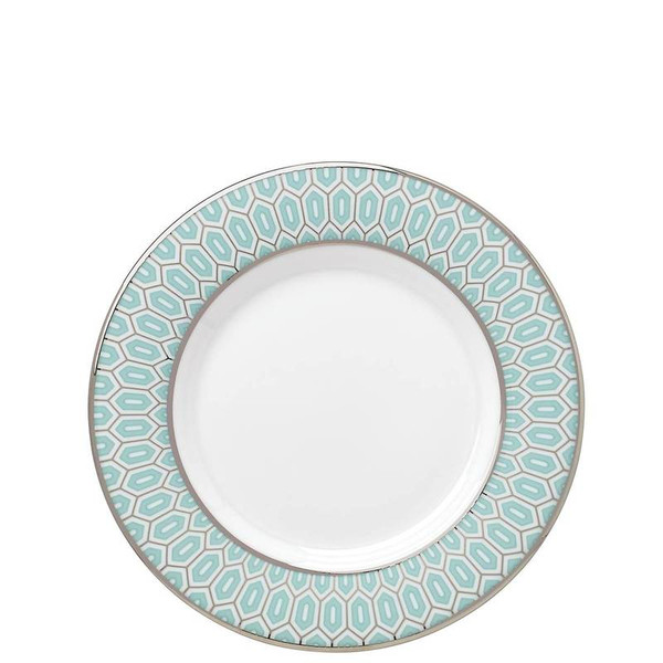 858951 Gl Clara Aqua Dinnerware Can Saucer