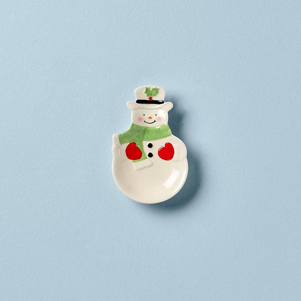 882206 Hosting The Holidays Snwmn Spoon Rest