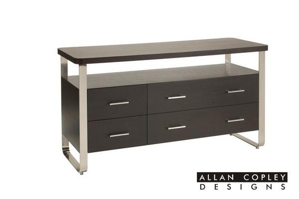 Allan Copley Artesia Buffet Table Mocha On Oak 20901-30