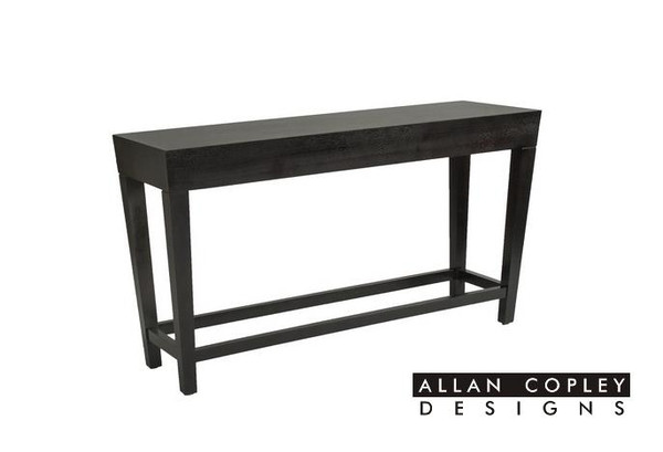 Allan Copley Marion Rectangular Espresso Console Table 3002-03