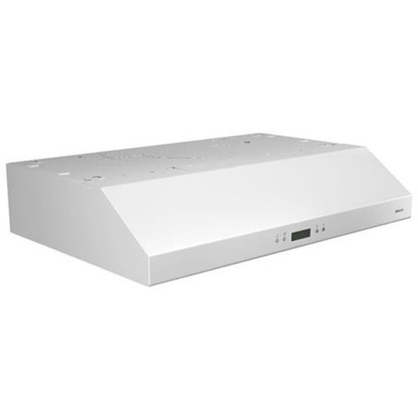 "30"" Range Hood, Glacier, 400 Cfm, Led Lighting, Ada Compliant BCDJ130WH"
