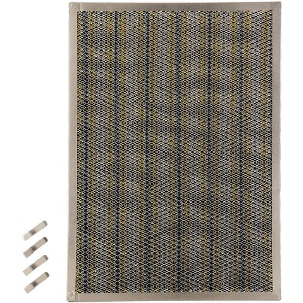 "2-Pack, Non-Duct Charcoal Filter For 30"" Evolution Qp Series BPPF30"