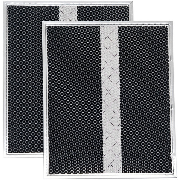 """2-Pack, Charcoal Replacement Filter For 30"""" Qs Series BPSF30"""