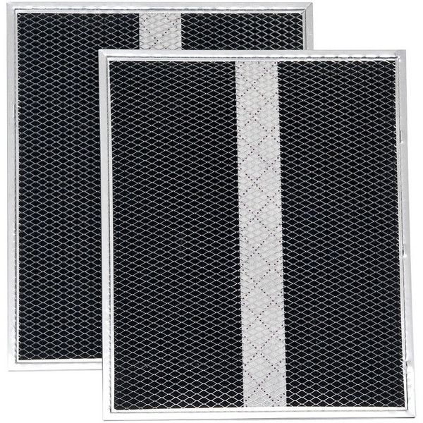 """2-Pack, Charcoal Replacement Filter For 36"""" Qs Series BPSF36"""