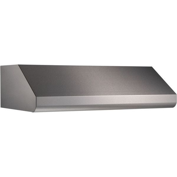 "Broan Elite 30"" Range Hood Shell, External Blower, 1-Way E64E30SS"