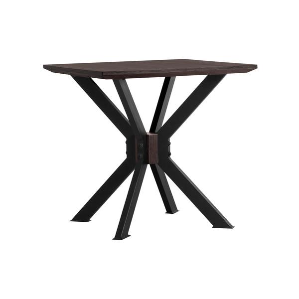 Armen Pirate Acacia Modern End Table LCPILAAC