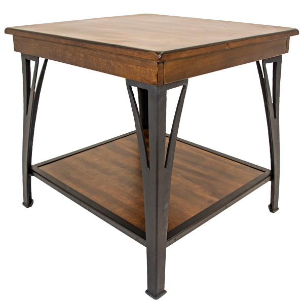 Intercon District (The) End Table 24 X 26 X 24 DT-TA-2426-CCR-C