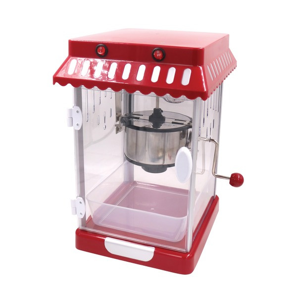Retro 2.5-Ounce Theater-Style Countertop Popcorn Maker CUREPM107RED By Petra