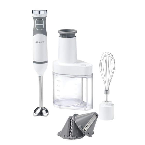 4-In-1 Hand Blender SRFT024221 By Petra