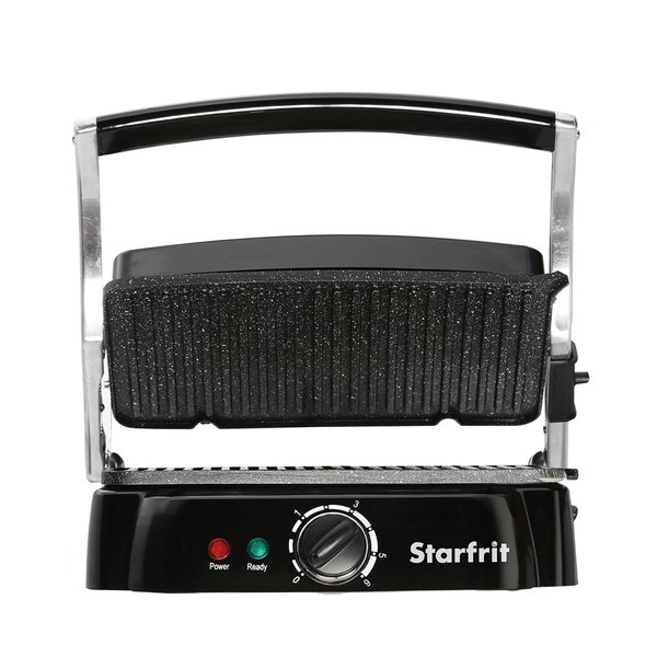 The Rock(Tm) By Starfrit(R) Panini Grill SRFT024500 By Petra