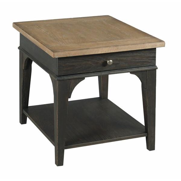 Hammary Rectangular Drawer End Table 038-915