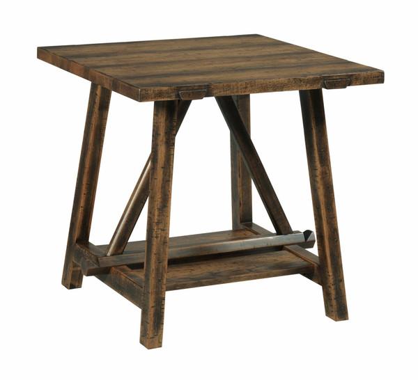 Hammary Rectangular End Table 058-915