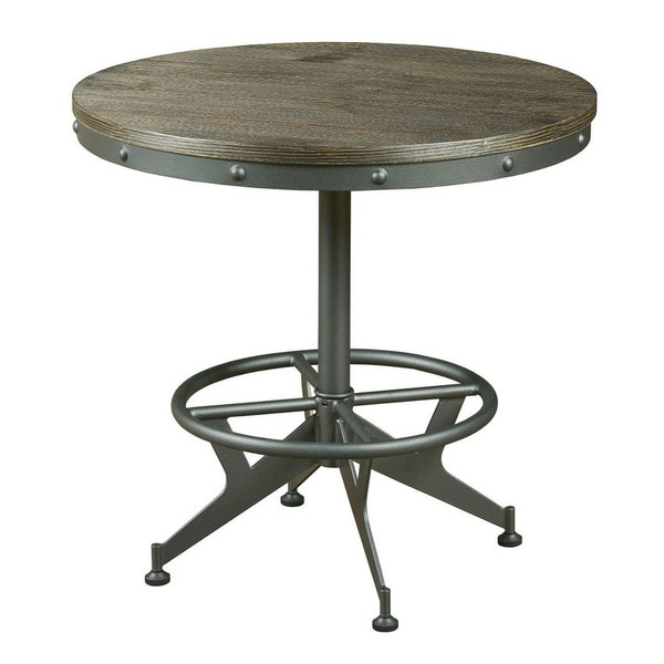 Hammary Round End Table 090-1043