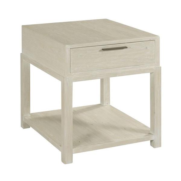 Hammary Rectangular Drawer End Table 523-922