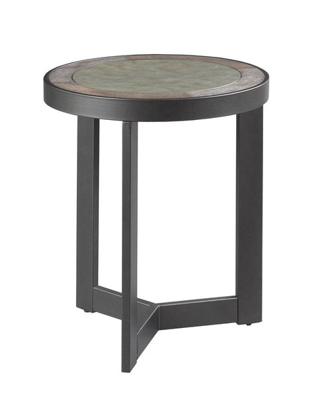 Hammary Round End Table 650-917