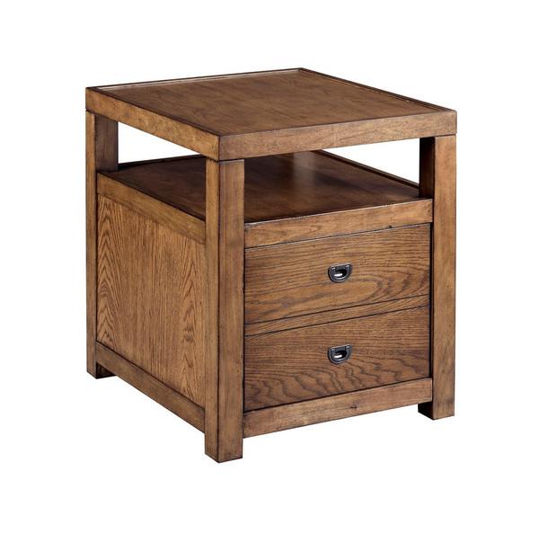 Hammary Rectangular End Table 679-915