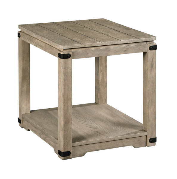 Hammary Rectangular End Table 836-915