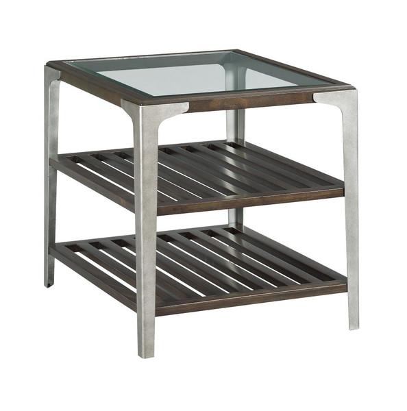 Hammary Rectangular End Table 837-915