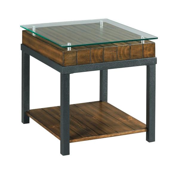 Hammary Rectangular End Table 838-915