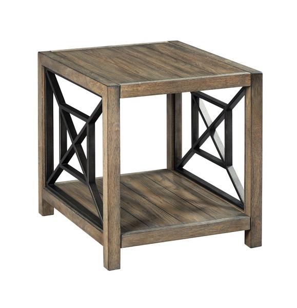 Hammary Rectangular End Table 839-915