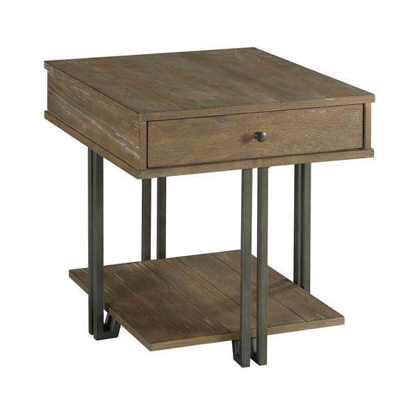 Hammary Rectangular Drawer End Table 954-915