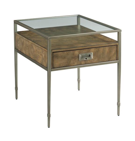 Hammary Rectangular Drawer End Table 986-915