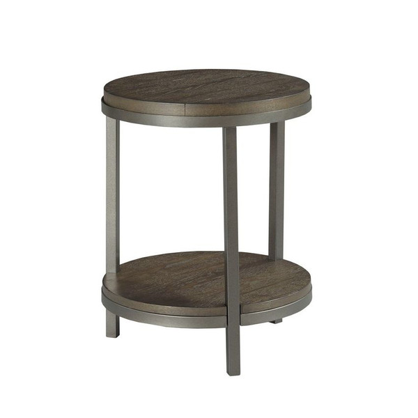 Hammary Round End Table 990-918