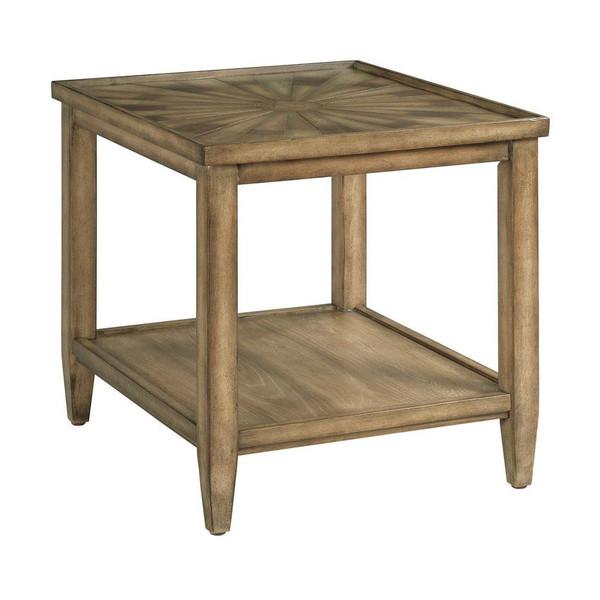 Hammary Rectangular End Table 995-915