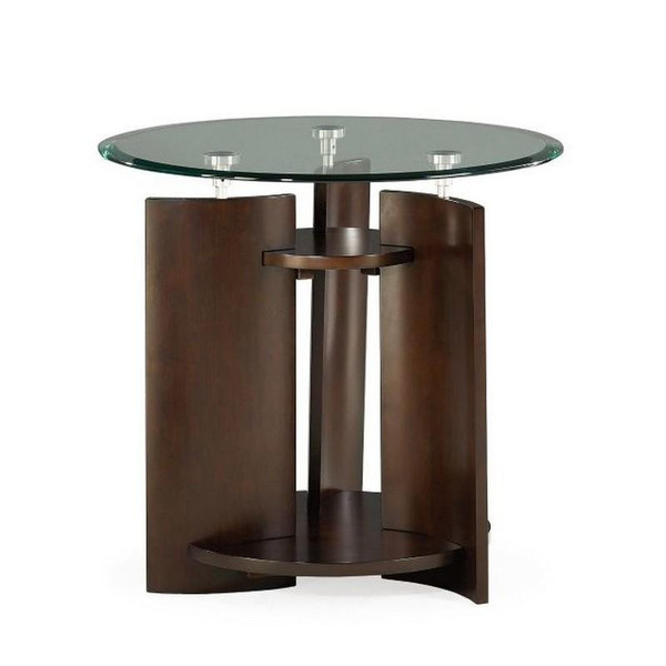 Hammary Round End Table 105-916
