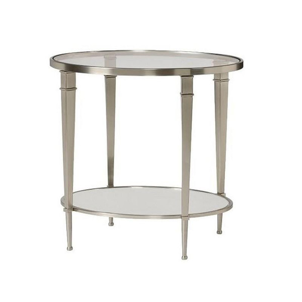 Hammary Oval End Table 173-917