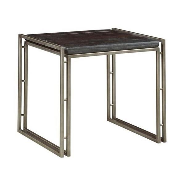 Hammary Rectangular End Table 717-915
