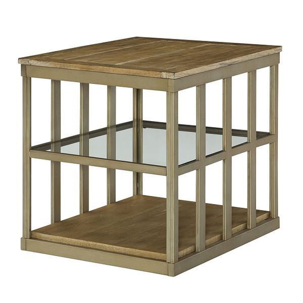 Hammary Hammary Furniture Rectangular End Table-Kd 449-915
