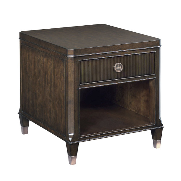 Hammary Hammary Furniture Drawer End Table-Kd 512-915