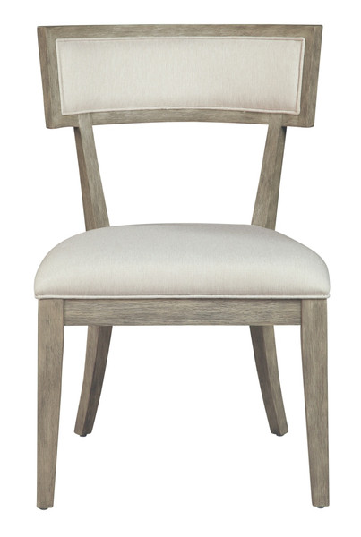 Bedford Park Gray Side Chair 24923 By Hekman