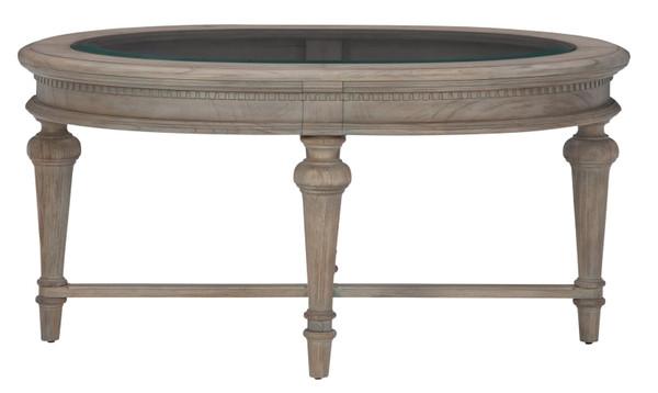 Wellington Estates Oval Coffee Table 25200 By Hekman