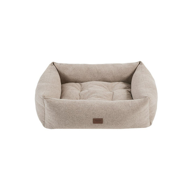 Martha Stewart Charlie Allover Fls066-2 4-Sided Bolster With Removable Cover Ms63Bc5351 MS63BC5351 By Olliix
